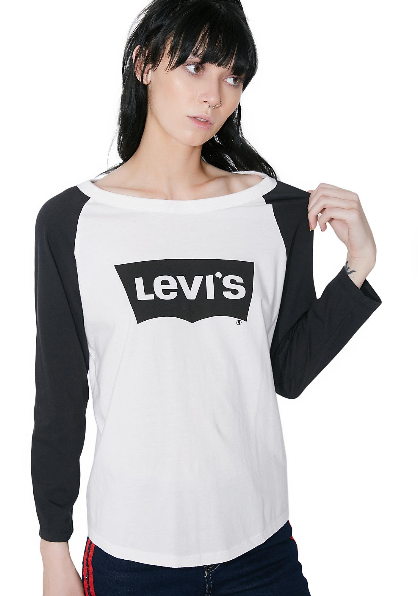 Levis The Rocker Raglan