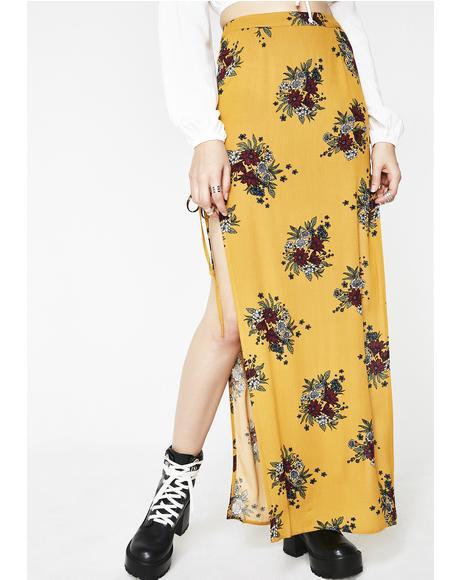 Shalya Maxi Skirt
