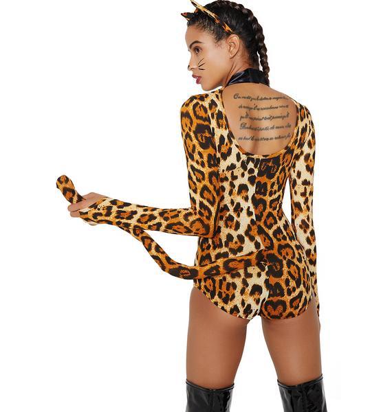 Wicked Wildcat Costume Set