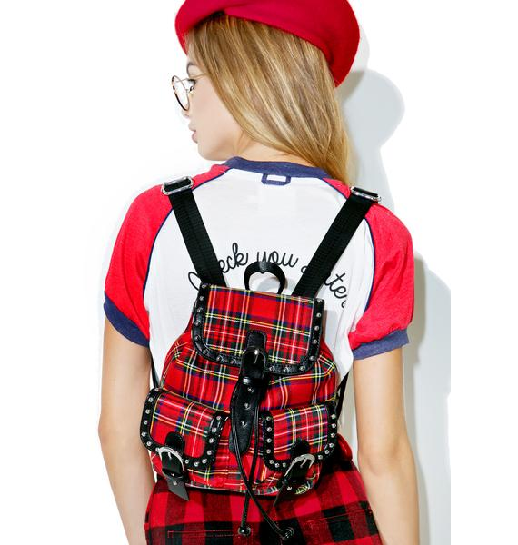 Current Mood Mini Punx Backpack