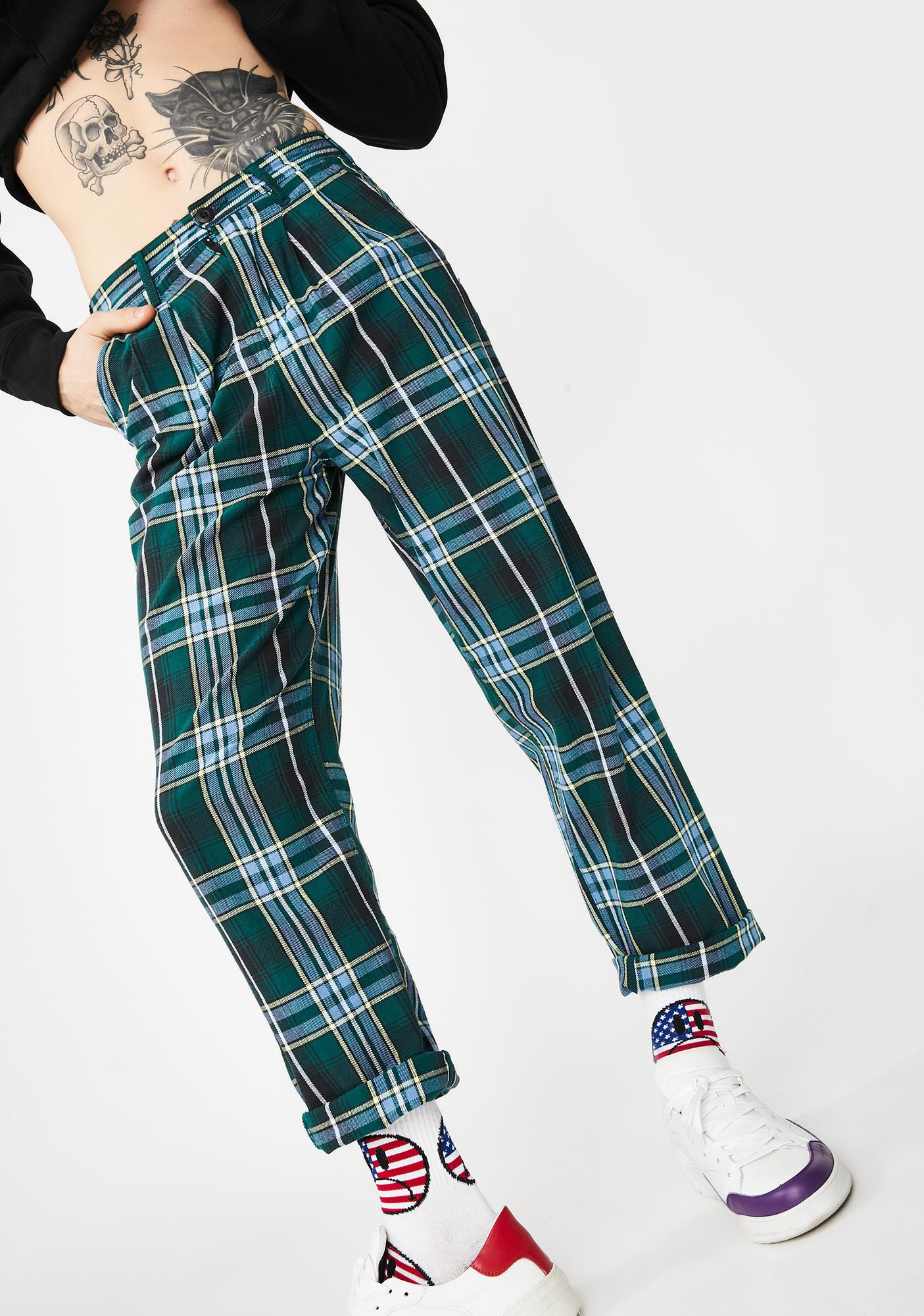 Obey Ollie Baggy Pants