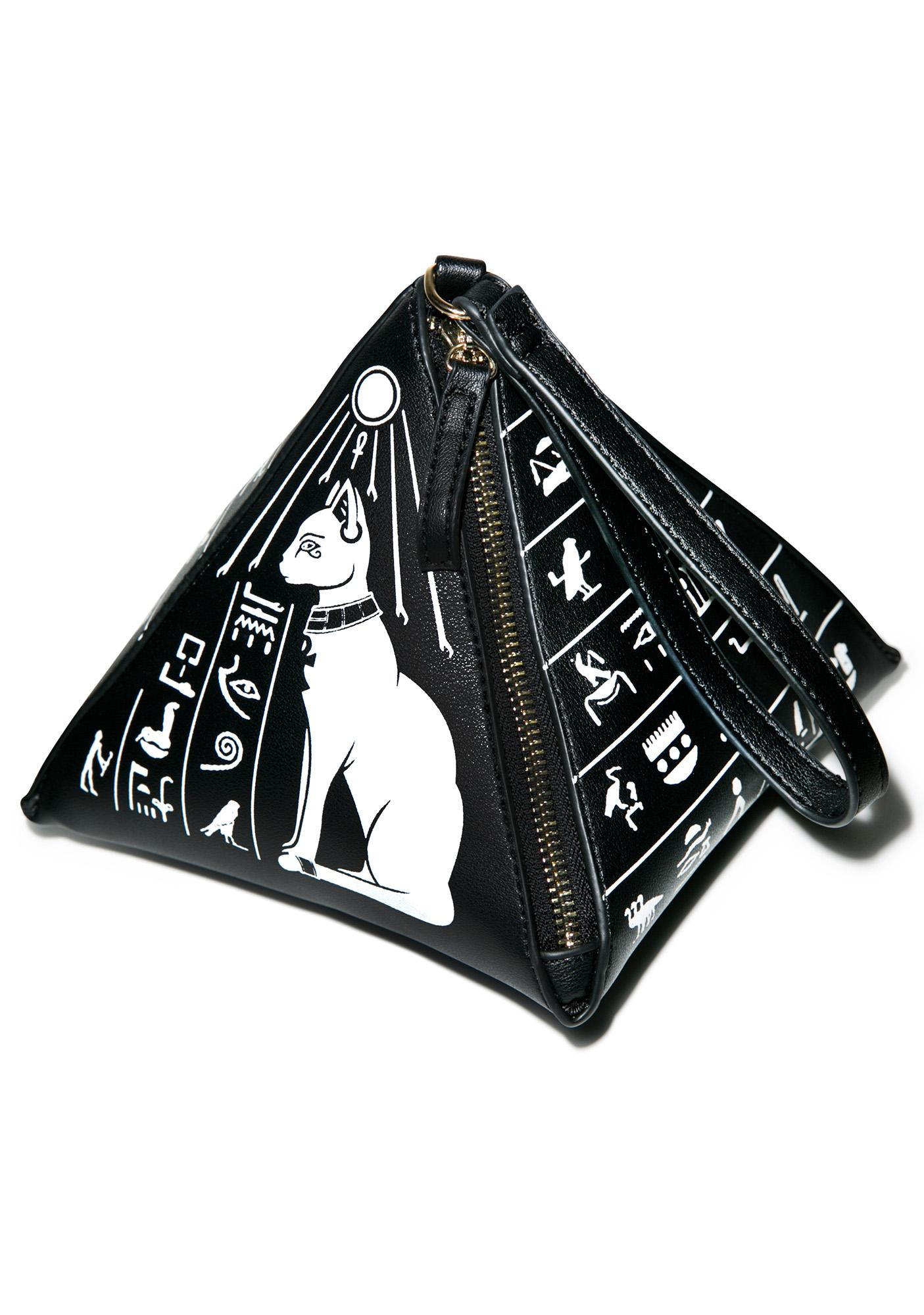 Killstar Pyramid Handbag