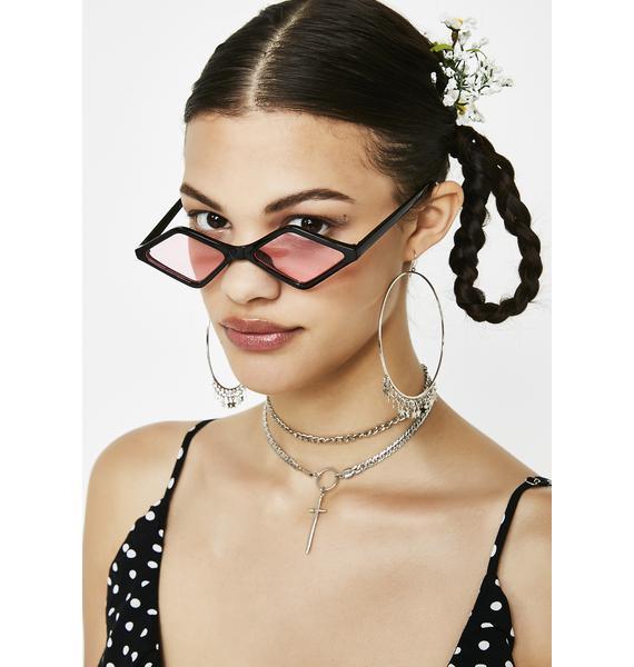 Sweet Diamond In The Ruff Sunglasses