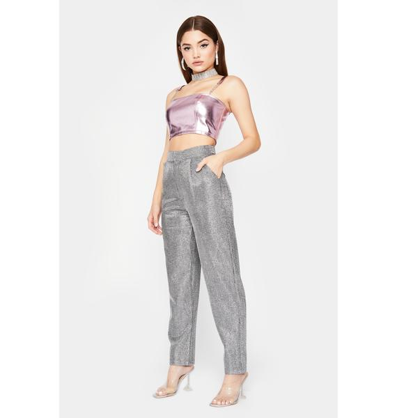Disco Diva Sparkle Trousers