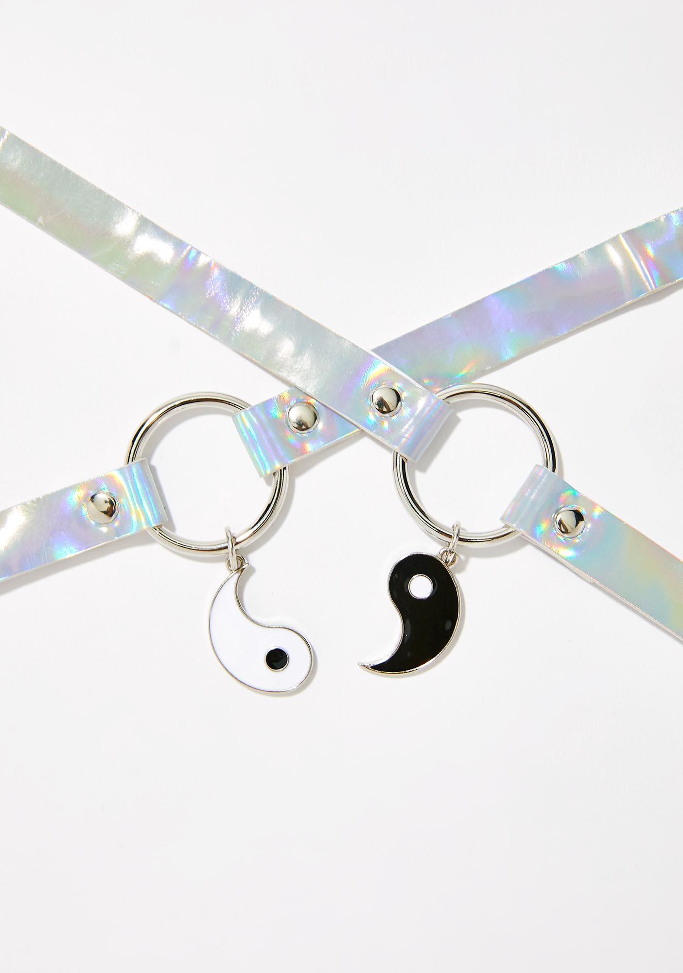 Yin Yang Duality Choker Set