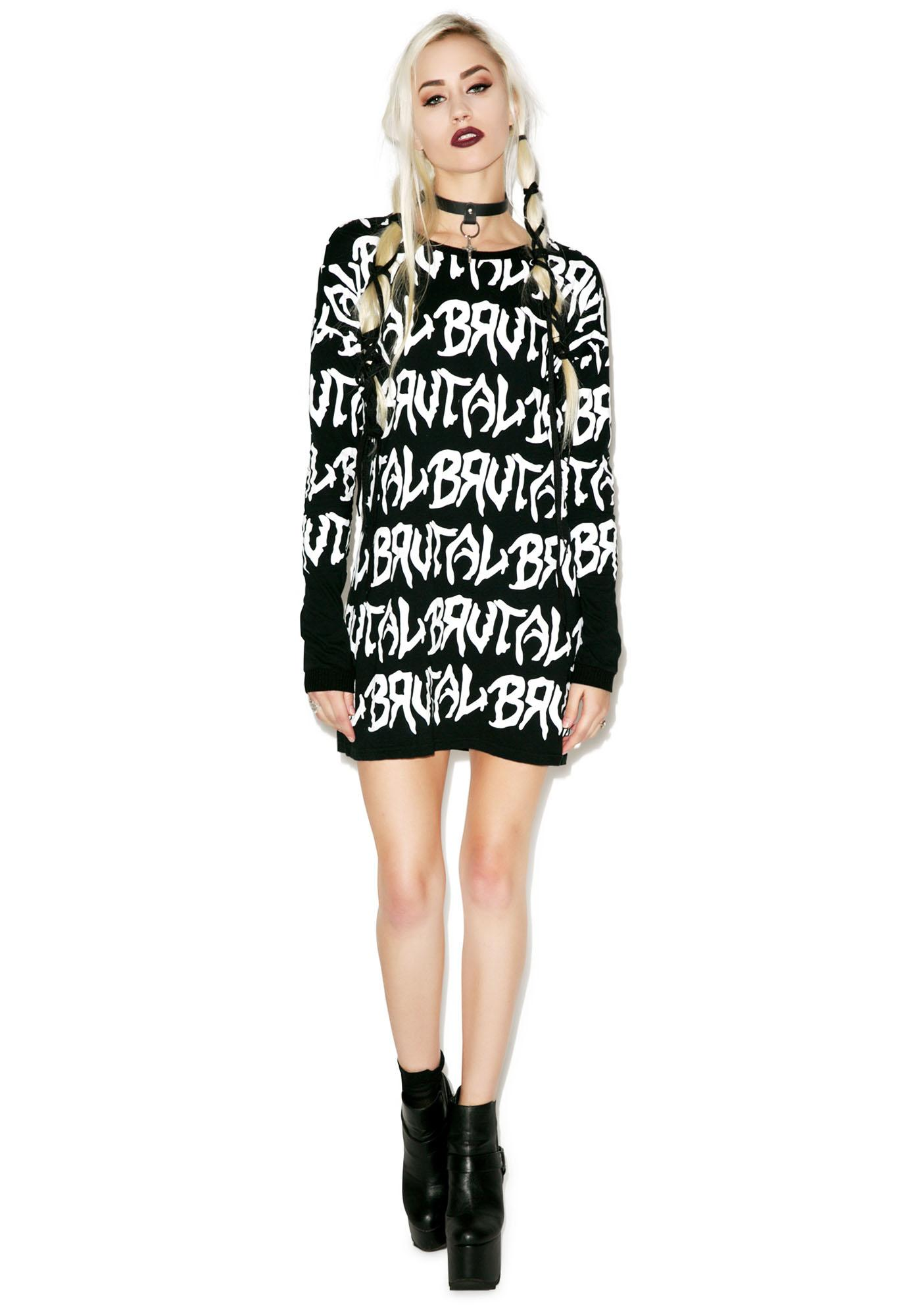 Evil Twin Tough Love Dress