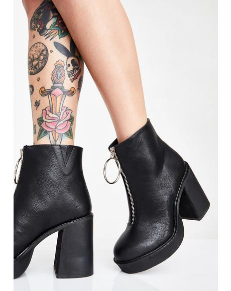 NewNew Franky Platform Boots