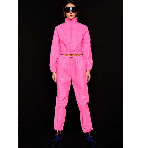 Bubblegum Move Bish Reflective Set