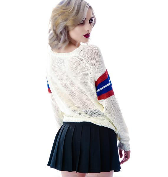 Lip Service Micro Mini Kilt