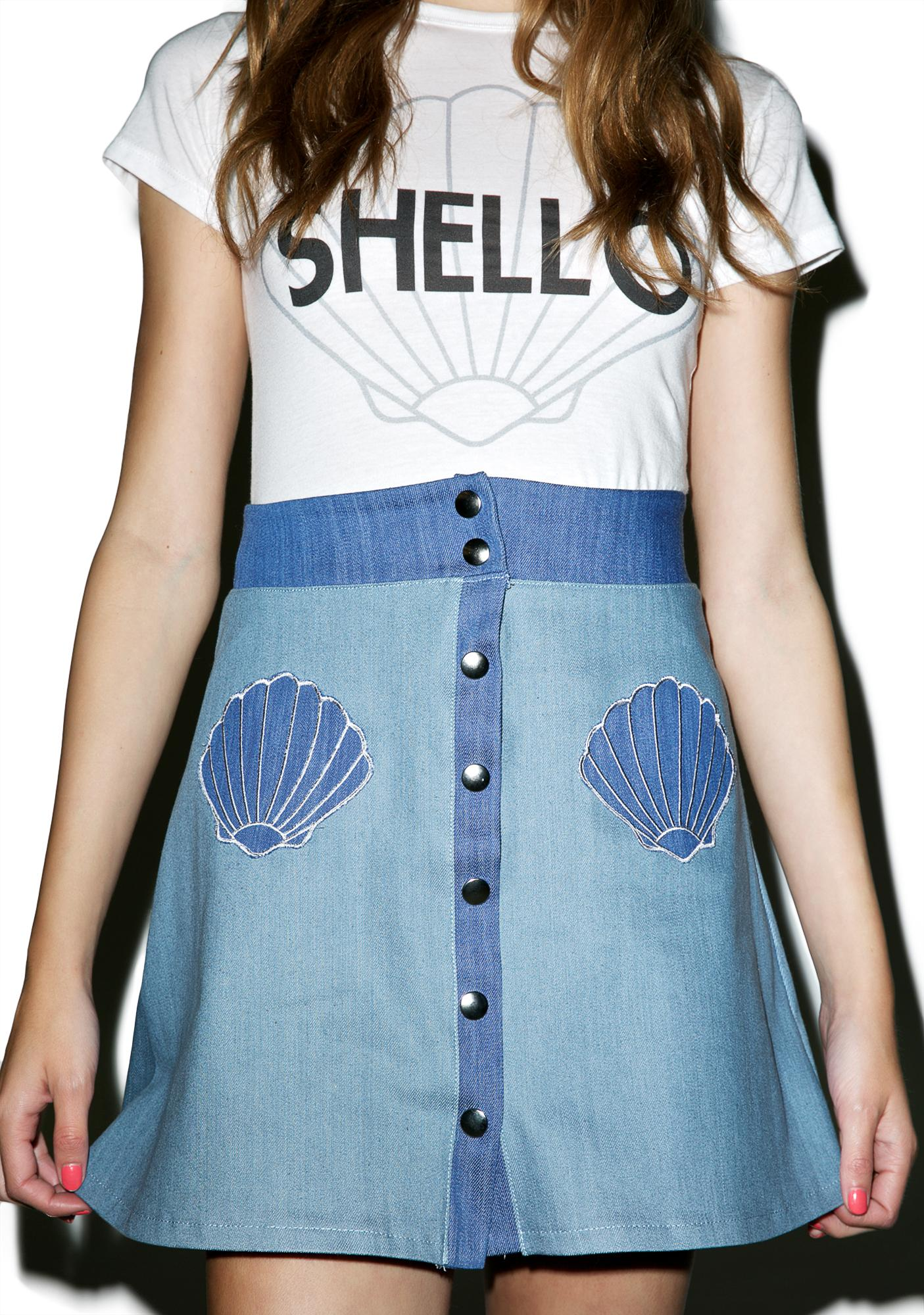 Valfré Shelly Skirt