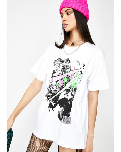 Above Graphic Tee