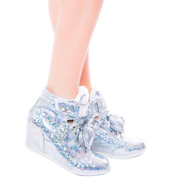 Privileged Amore Taller Platform Sneaker
