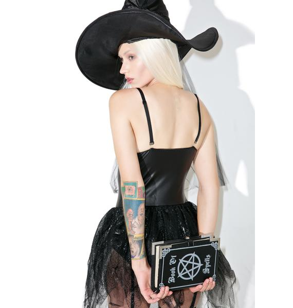 Mizz Witchcraft Costume Set