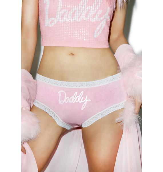 24HRS Daddy Panties