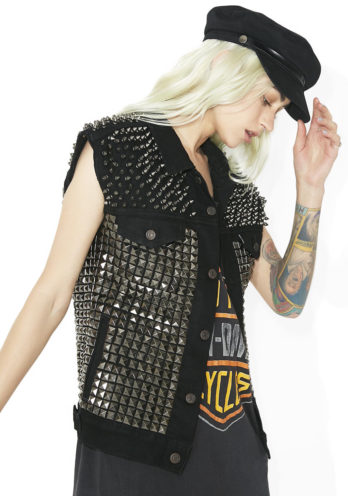 Hazmat Design Vintage Deadstock Siren Vest