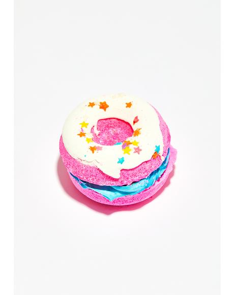 Jamaican Vanilla Cafe Donut Sandwich Bath Bomb