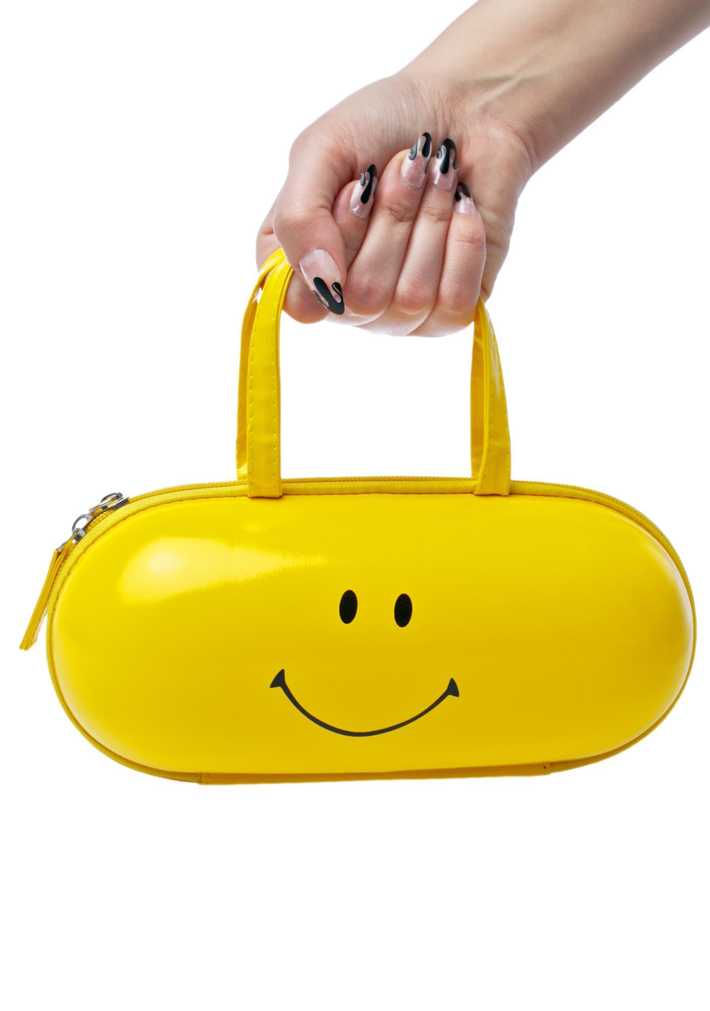 Happy Pill Purse