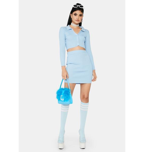 Boss Off Duty Cutie Skirt Set