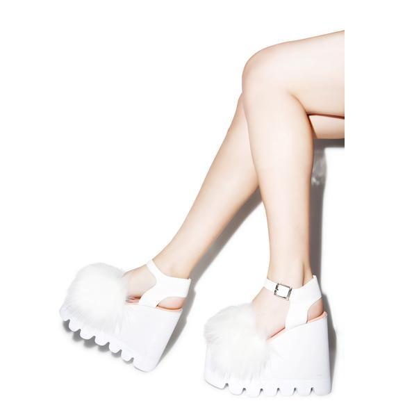 Current Mood Cloud Nine Sandals