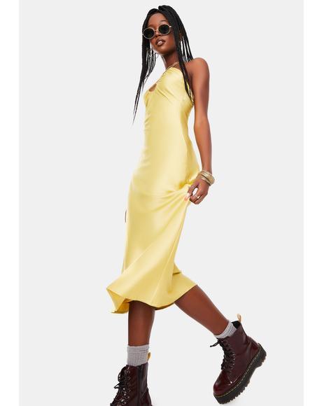 Sage Dress