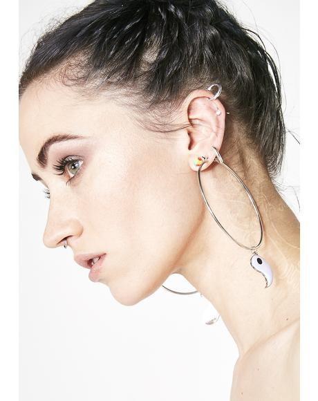 Love Paradox Hoop Earrings