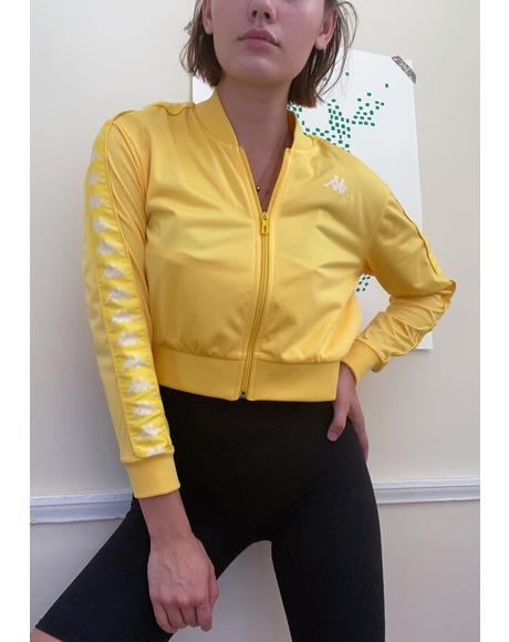 Yolk 222 Banda Asber Crop Jacket