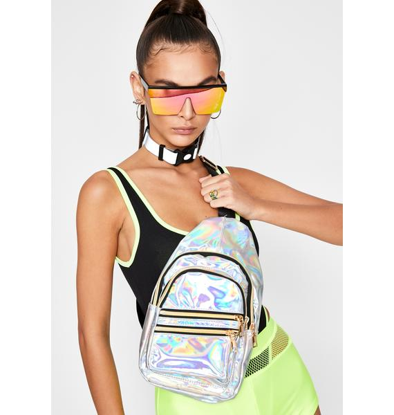 Chrome Holla'graphic Hype Mini Backpack