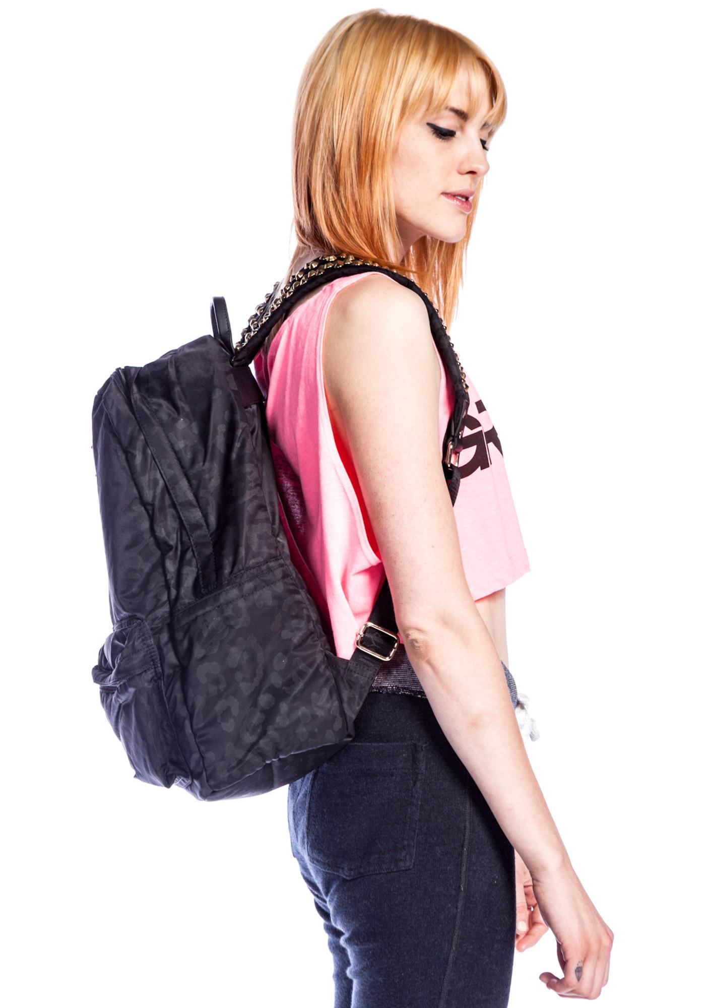 Joyrich Hidden Leopard Backpack