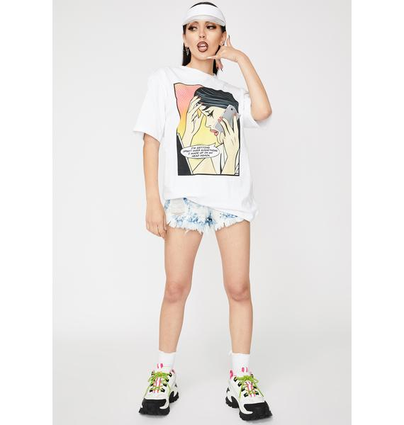 Becky Loves You Upset Graphic Tee