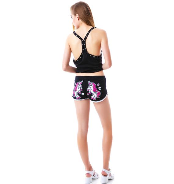 Too Fast Unistar Hot Shorts