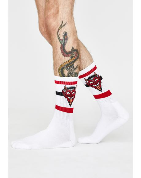 Worst Enemy Crew Socks