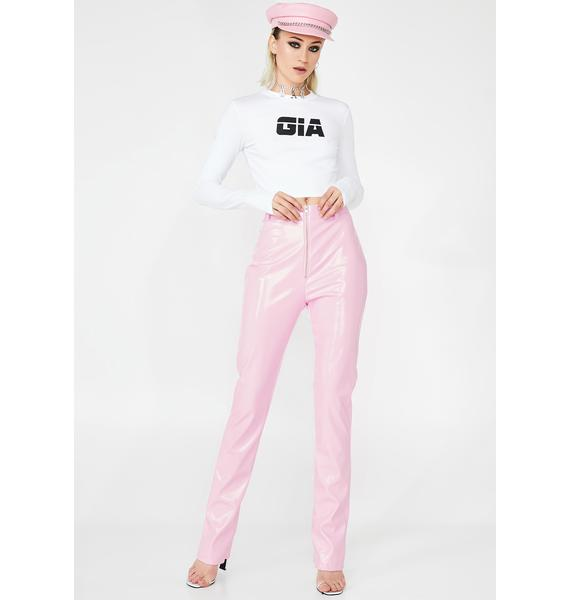I AM GIA Ida Long Sleeve Tee