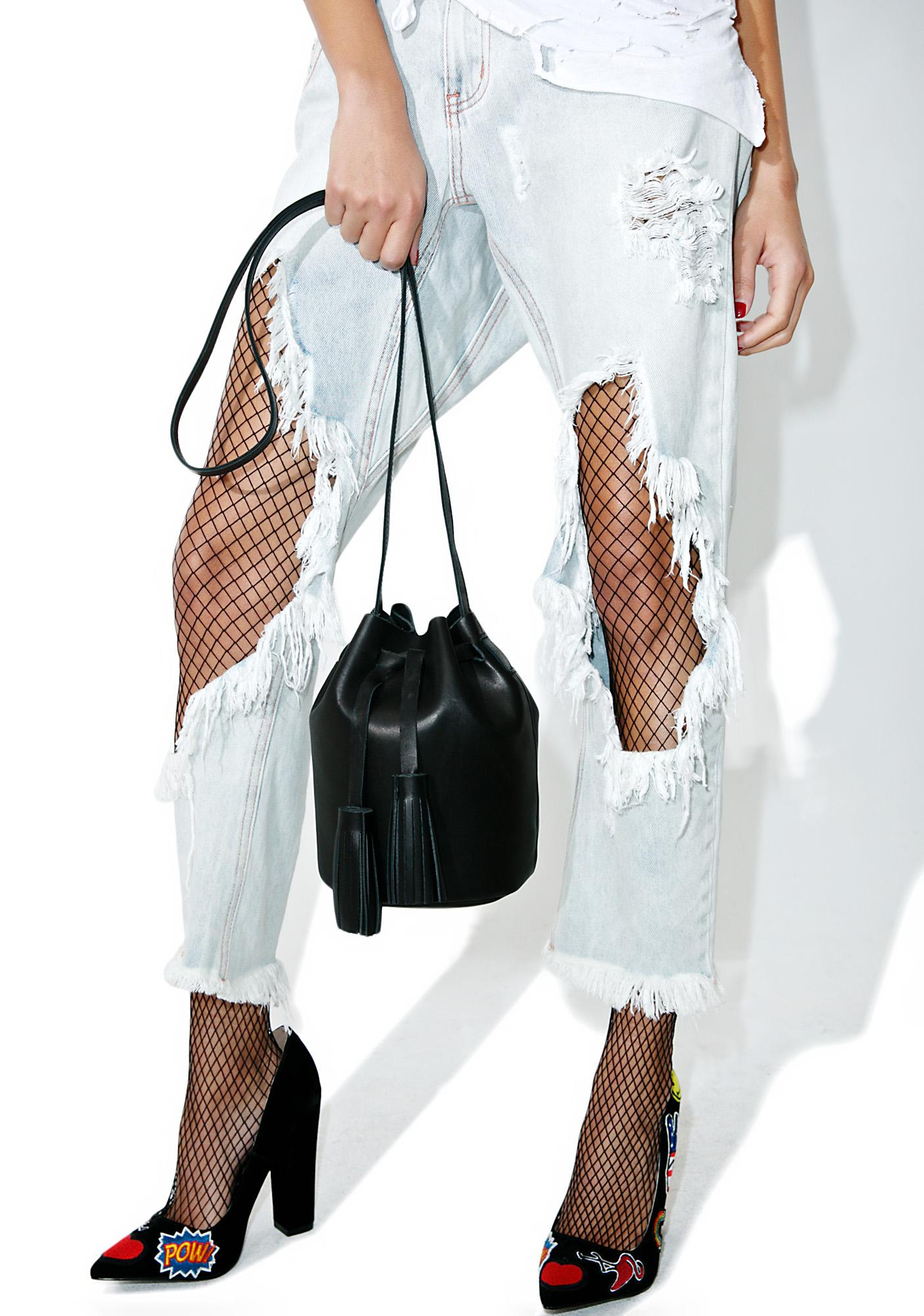 Marion Bucket Bag