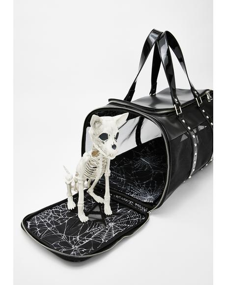 Creatures Undead Pet Carrier