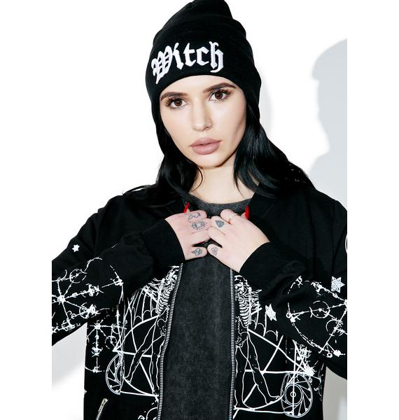 Killstar Witch Beanie