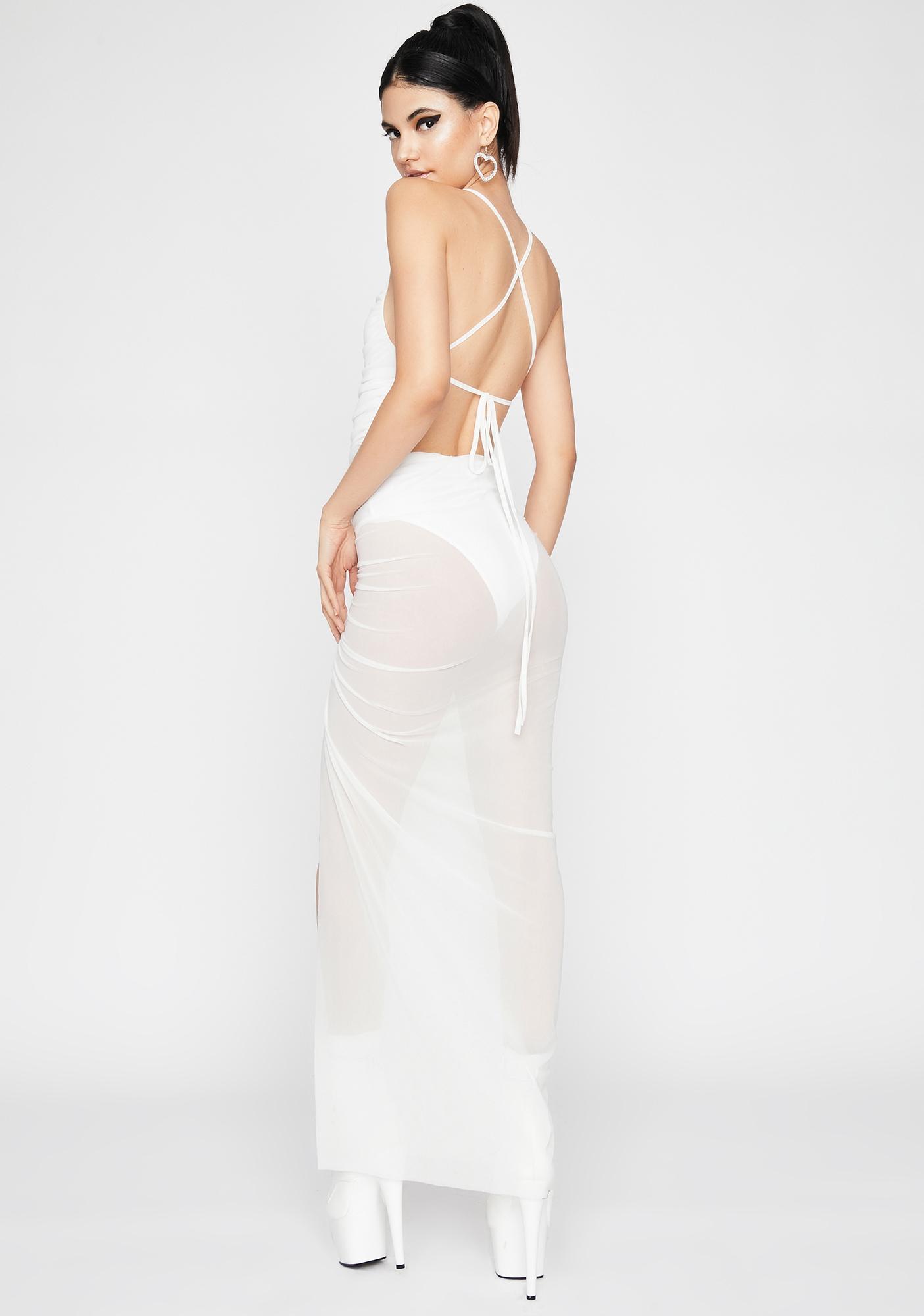 Deal Breaker Maxi Dress