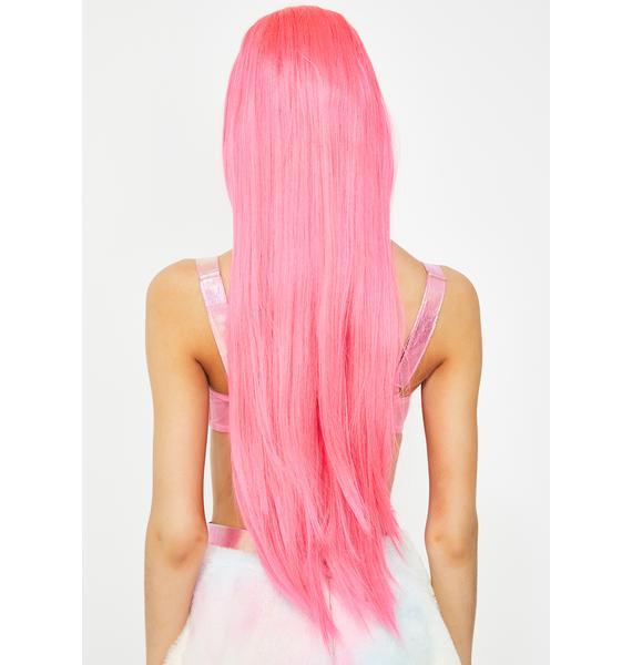 Candy Nympho-Trance UV Wig