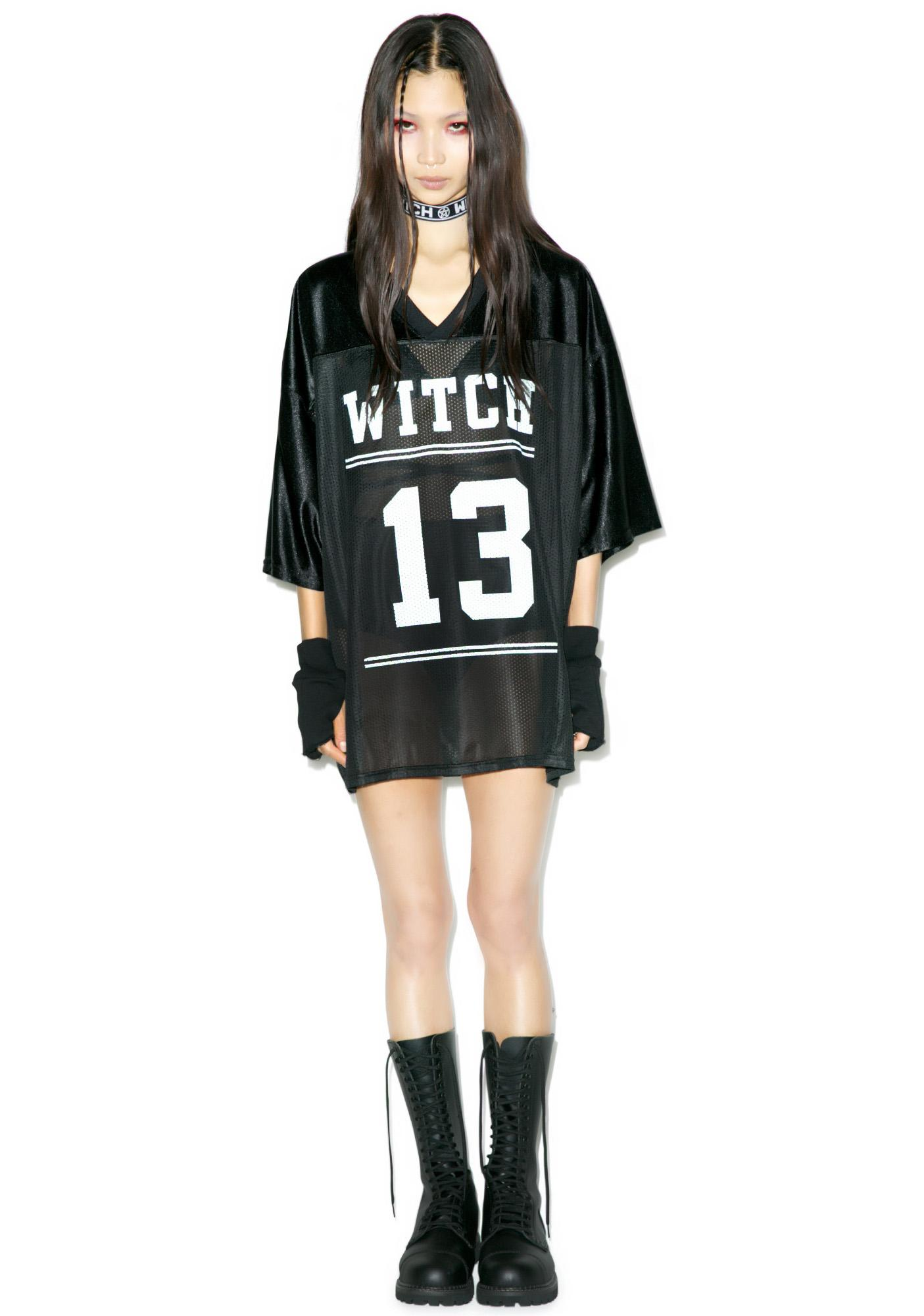 Witch Worldwide Oversized Witch Jersey