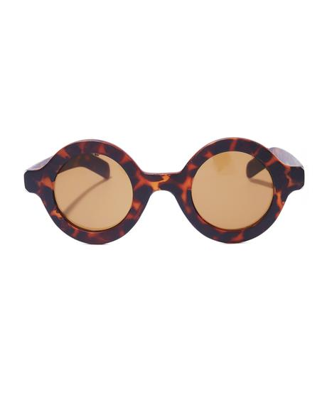 Fully Booked Round Sunnies