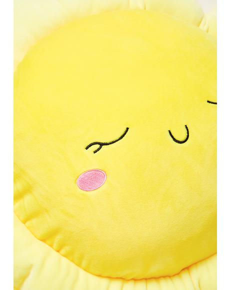 Be My Sunshine Stuffed Pillow