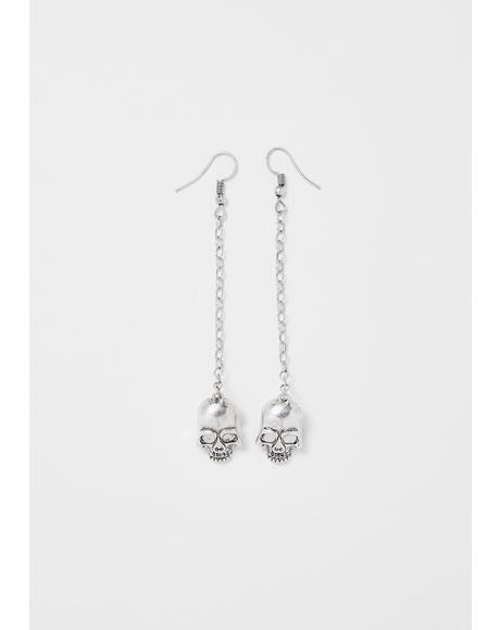 Lost Souls Drop Earrings
