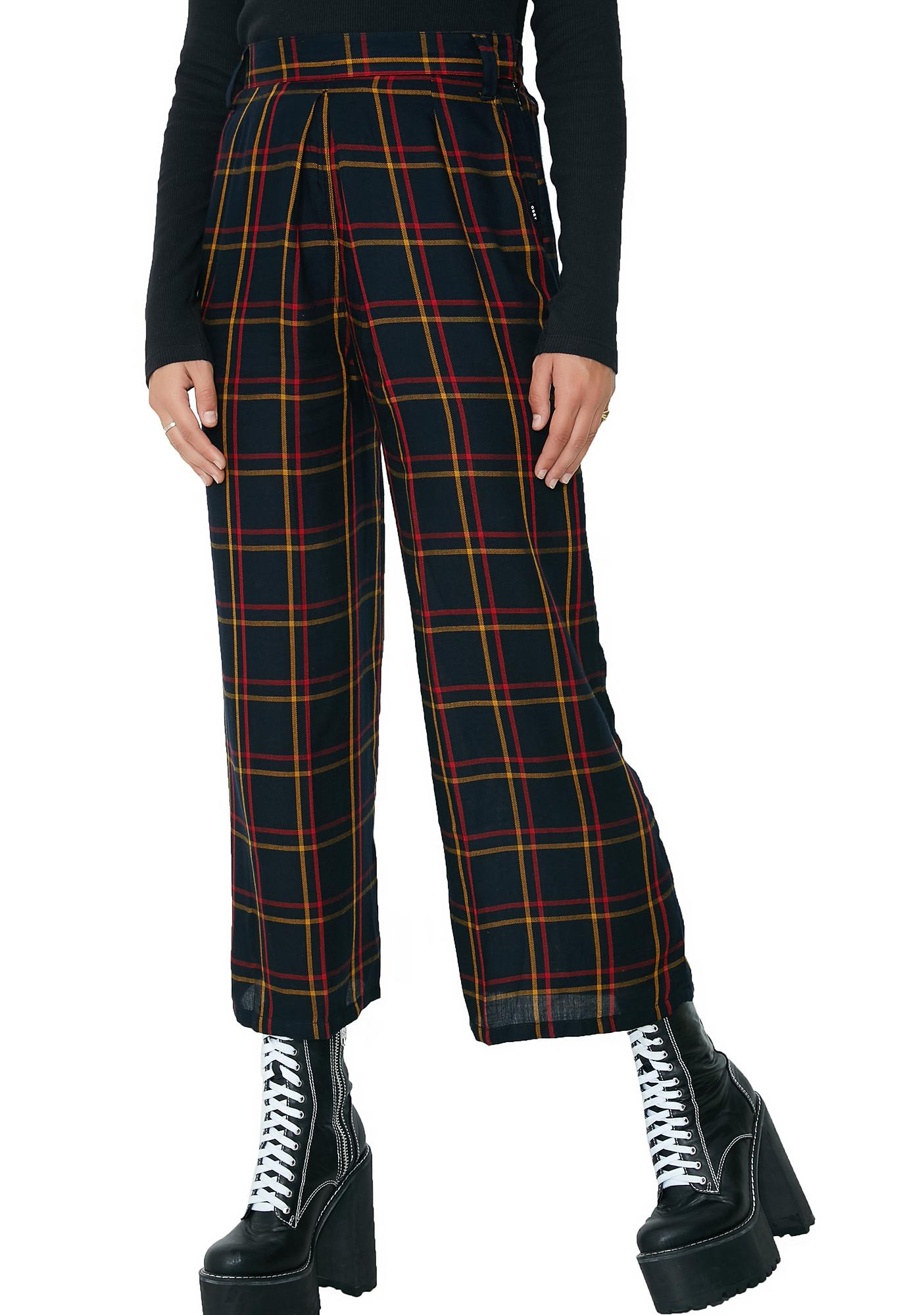 Obey Drop Alley Pant