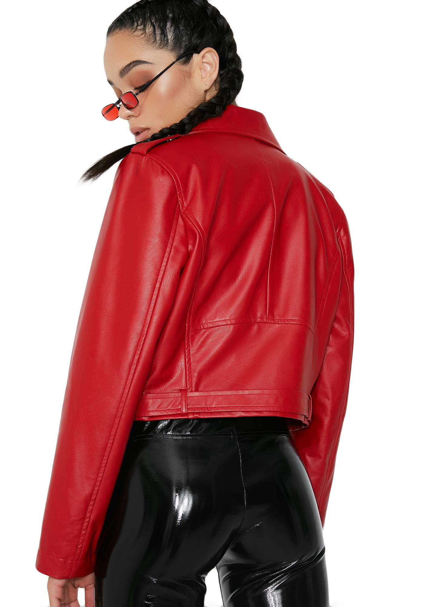 Bad Apple Moto Jacket
