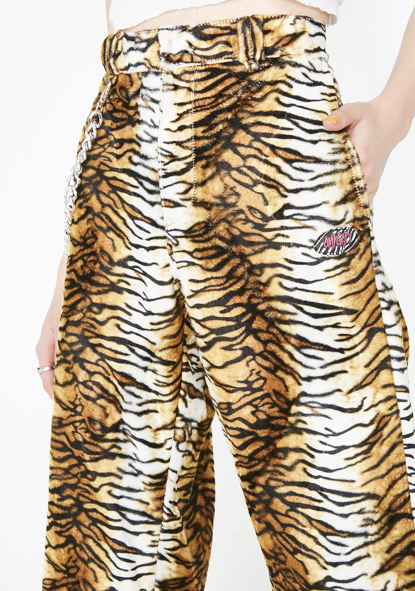 O Mighty Wildcat Chain Pant