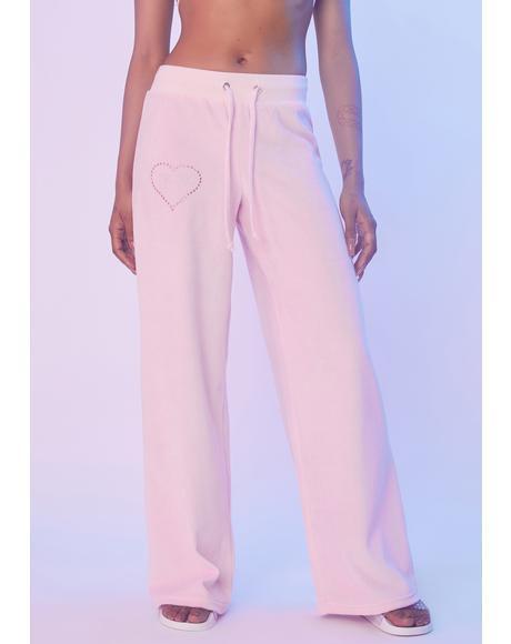 2000 N' Forever Velour Pants