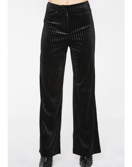 Naughty Business Pinstripe Pants
