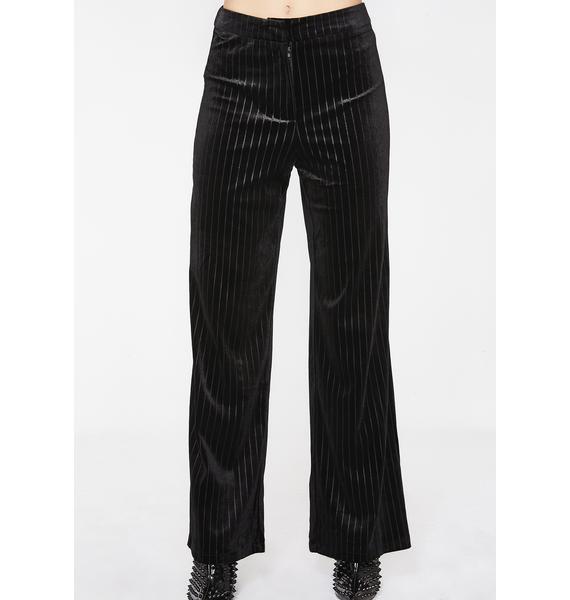 Naughty Business Pinstripe Pants