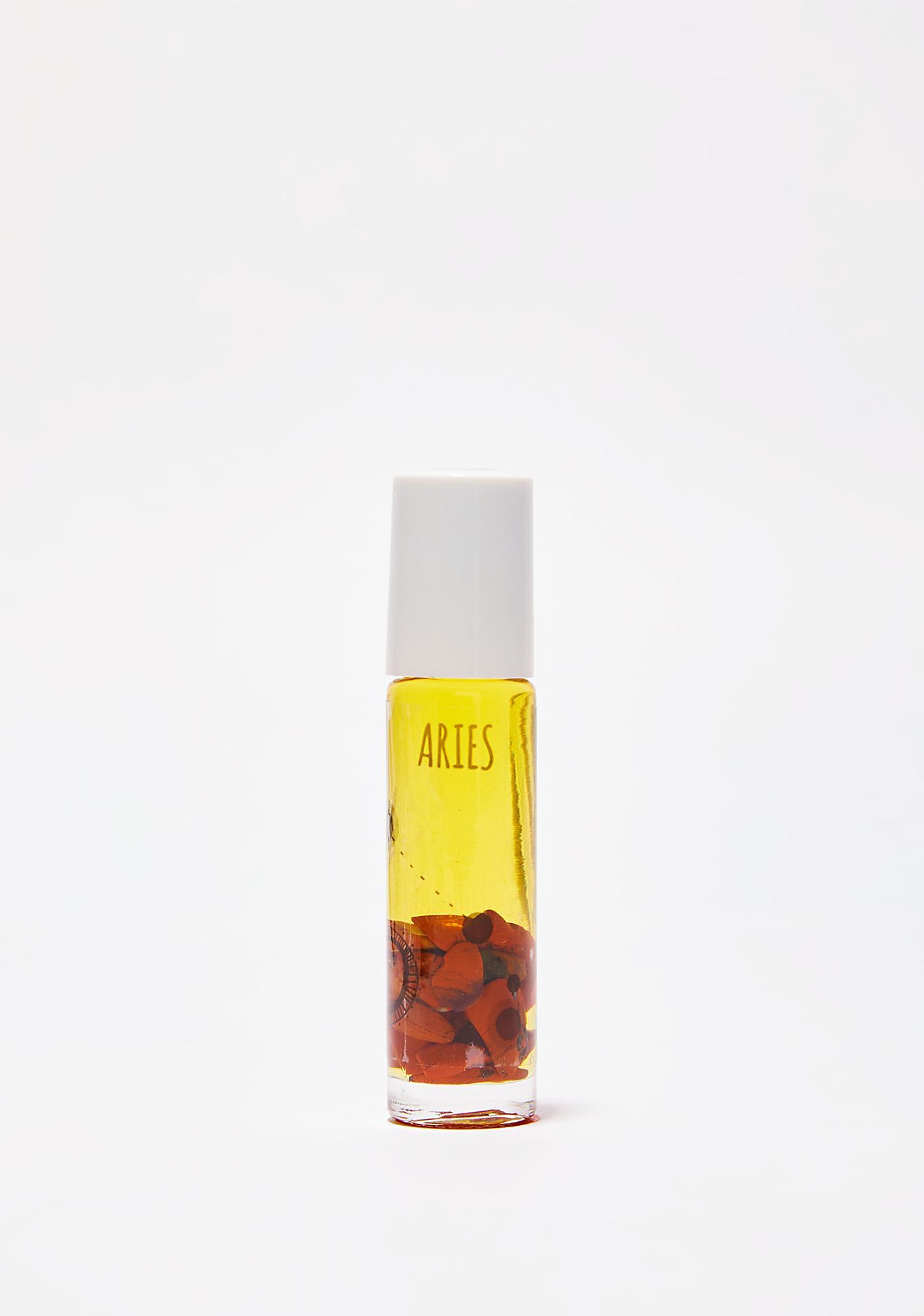 Little Shop of Oils Aries Oil Perfume Roller