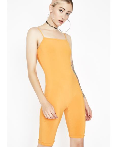 Juice So Devious Tank Jumpsuit