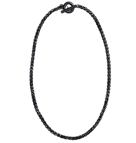 Still Alive Matte Necklace
